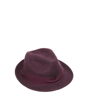 Catarzi | Catarzi Exclusive To ASOS Petite Fedora Hat at ASOS