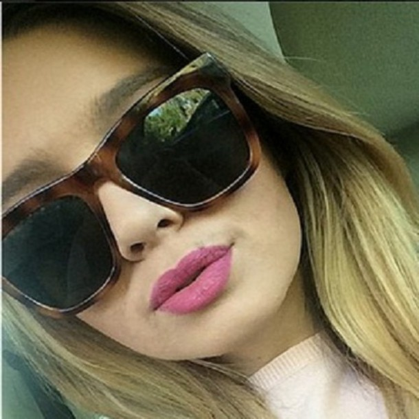 sunglasses leopard print brown square glasses