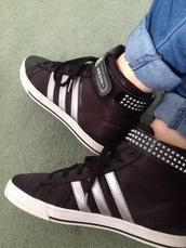 shoes,adidas,adidas shoes,selena gomez,straps,studs,trainers