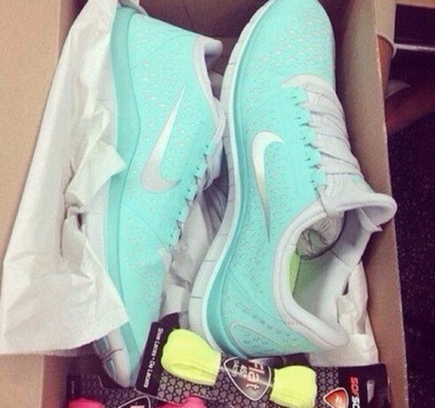schuhe, trainers, turquoise, sneakers Wheretoget