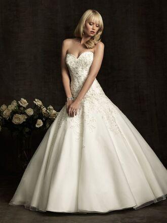 dress allure wedding dress wedding dress ball gown wedding dress fashion dress