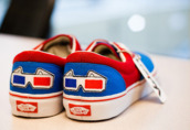 shoes,vans,blue,3d,red,street