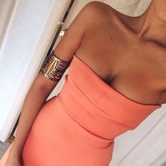 dress coral coral dress mini dress bodycon i want the same pleaseeeee help me this please