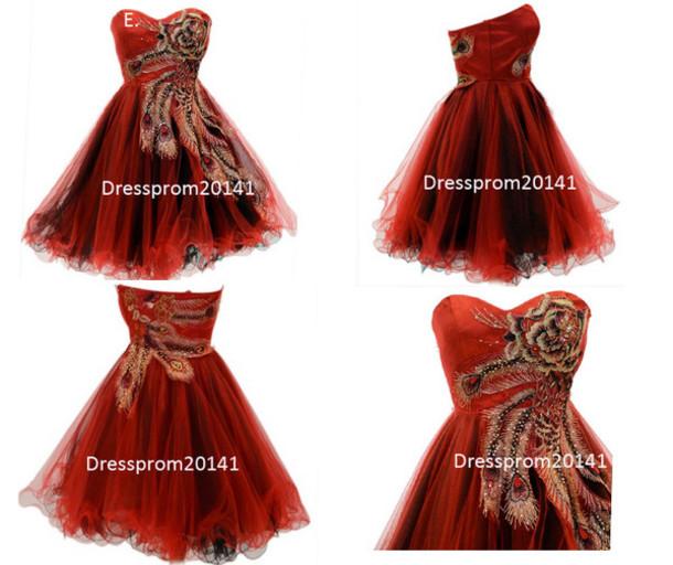 dress red prom dress short prom dress prom dress