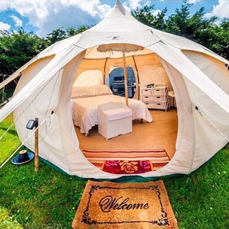 living warm sun home decor bedding tent travel home accessory new years resolution camping