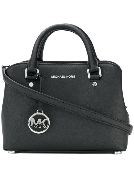 MICHAEL Michael Kors satchel women bag satchel bag leather black