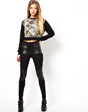 Leather Leggings | ASOS