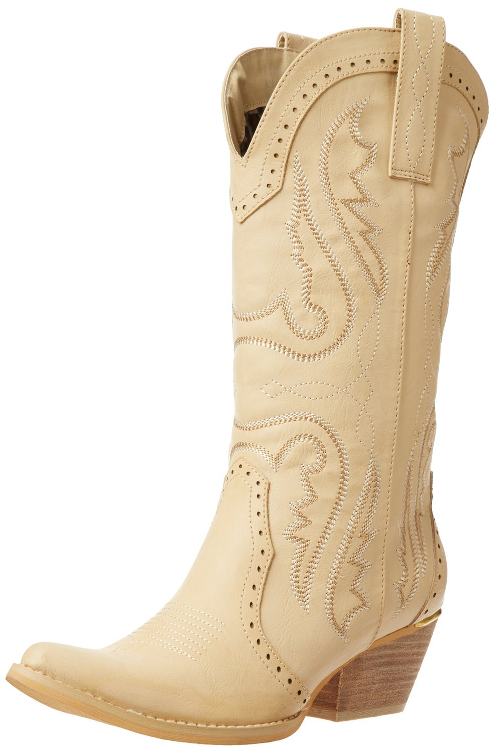 Amazon.com: Very Volatile Women's Raspy Boot: Cowgirl Boots: Clothing