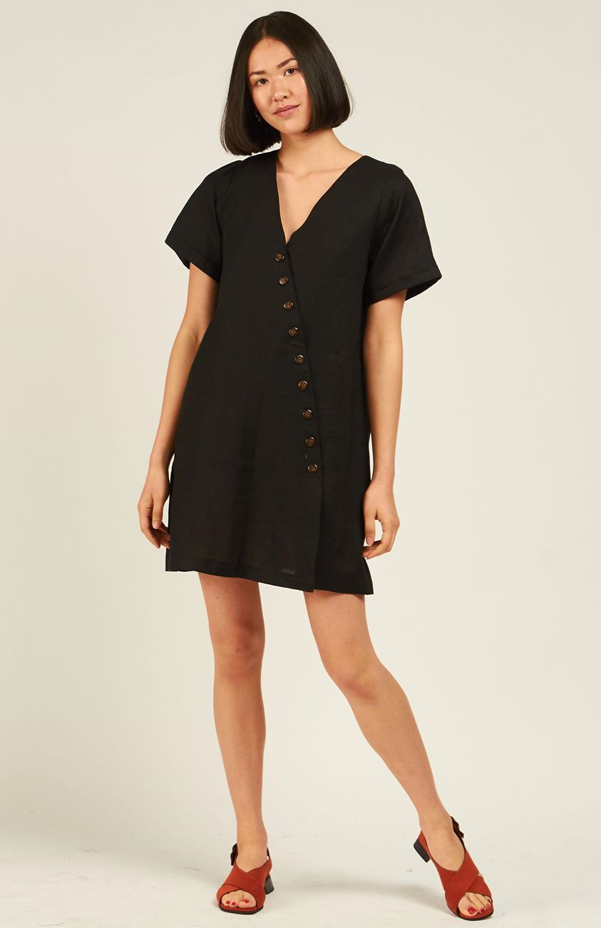 Jones Dress Short - Black (WMC Exclusive)