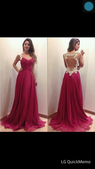 long prom dress prom dress backless prom dress sweetheart neckline chiffon dress wine red