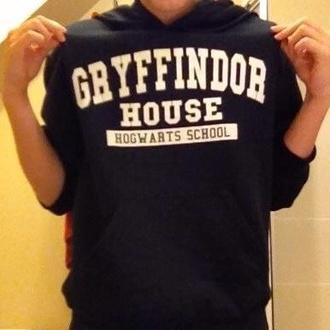 sweater gryffondor hogwarts