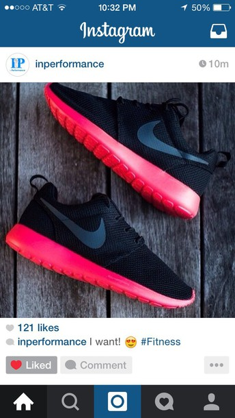 shoes black and pink snekers nike running shoes
