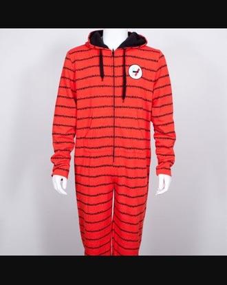 jumpsuit twenty one pilots pajamas footie pajamas adult onesie