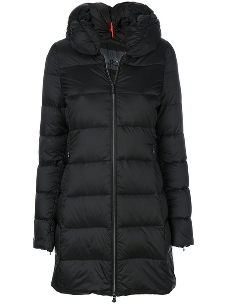 coat long women black
