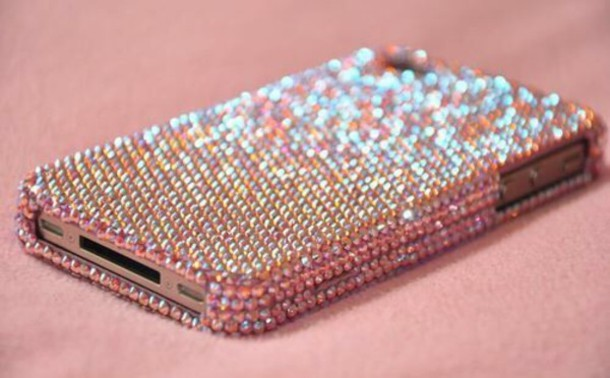 jewels phone cover iphone iphone 5 case iphone 5s iphone 5 case pink iphone case