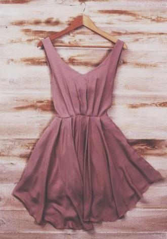 dress purple dress silk dress