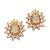 Deepa Gurnani Deepa By Deepa Gurnani Sachi Earrings - Gold