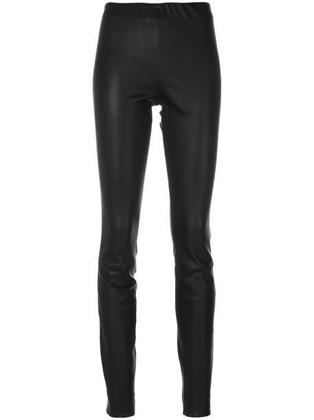 By Malene Birger leggings women black pants