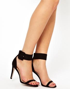 ASOS | ASOS HUSHED Heeled Sandals at ASOS