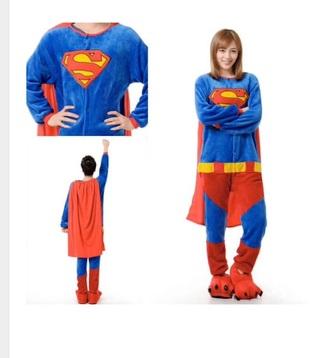 pajamas superman