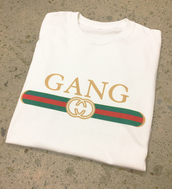 t-shirt,lil pump,gang,trap,rap,hip hop,concert,vintage