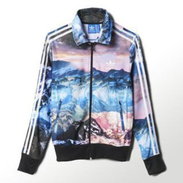 jacket adidas originals adidas jacket firebird mountain
