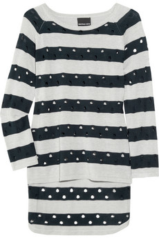 American Retro Jasper striped cutout sweater - 55% Off Now at THE OUTNET