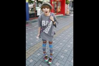 pants tights printed tights asian japanese korean style korean fashion shirt hat shoes bag kawaii k-pop