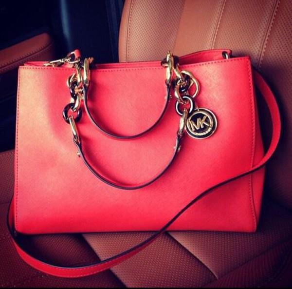 2ec34ef3a858 ... cynthia leather satchel e5992 2907f promo code for red handbag michael  kors b72a4 acf79 ...