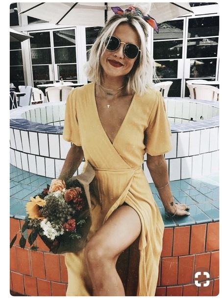 dress boho dress maxi dress simple dress