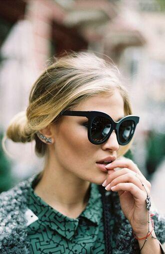 cat eye sunglasses vintage 19t50 cateye sunglasses