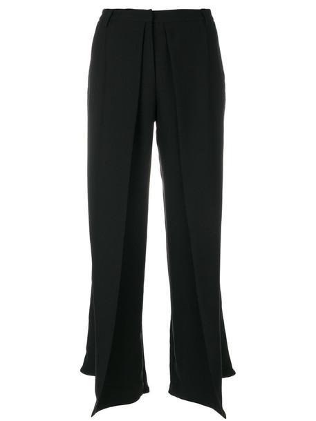 Christian Wijnants women black pants