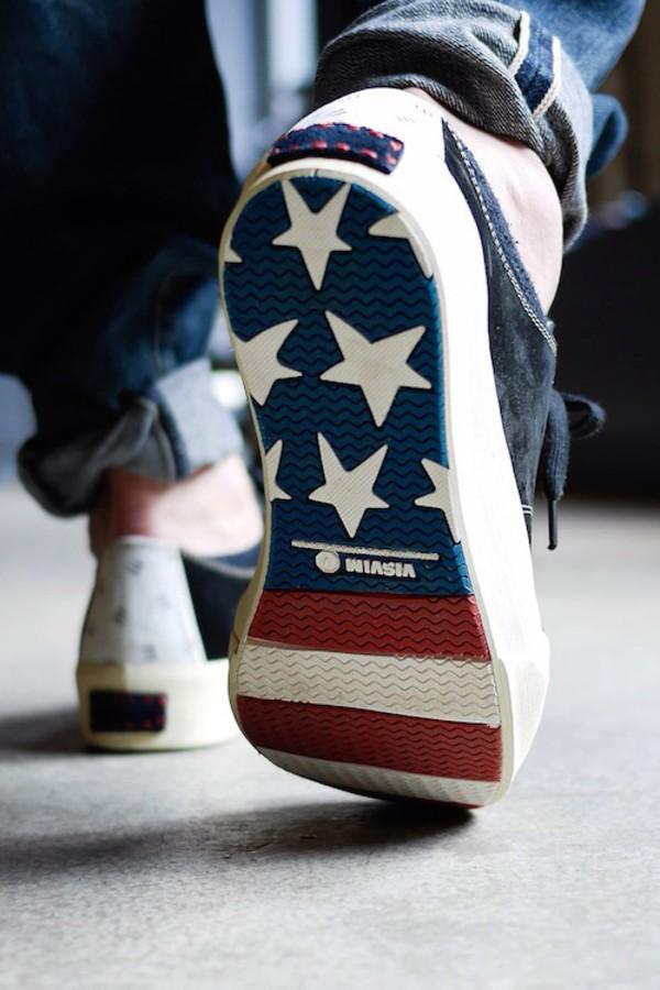 American Flag Jeans Men