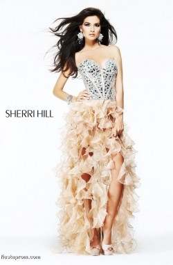 Sherri Hill 1586 Long Prom Dress 2013