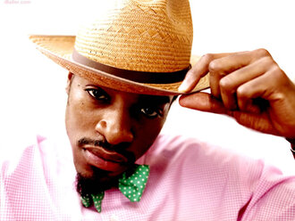 hat straw big hat new hat tag straw hat andre 3000 pink