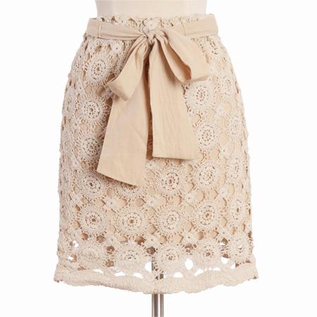 ambracia crochet skirt 41 99 shopruche vintage