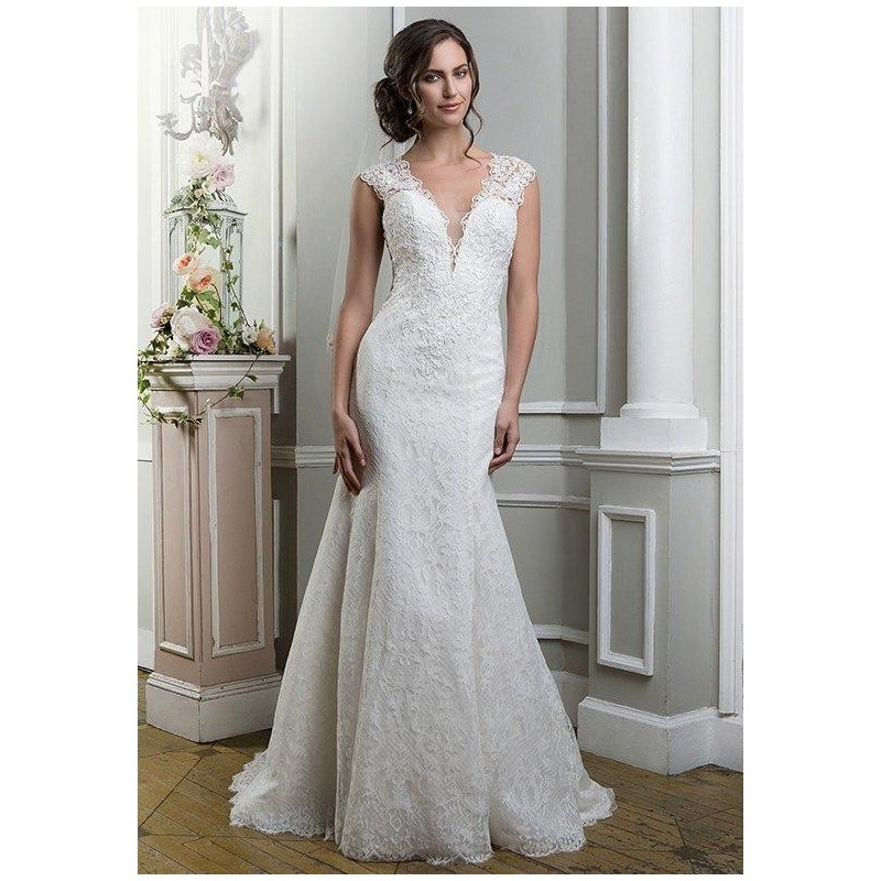 fc7897a2158 Lillian West 6370 Wedding Dress - The Knot - Formal Bridesmaid ...