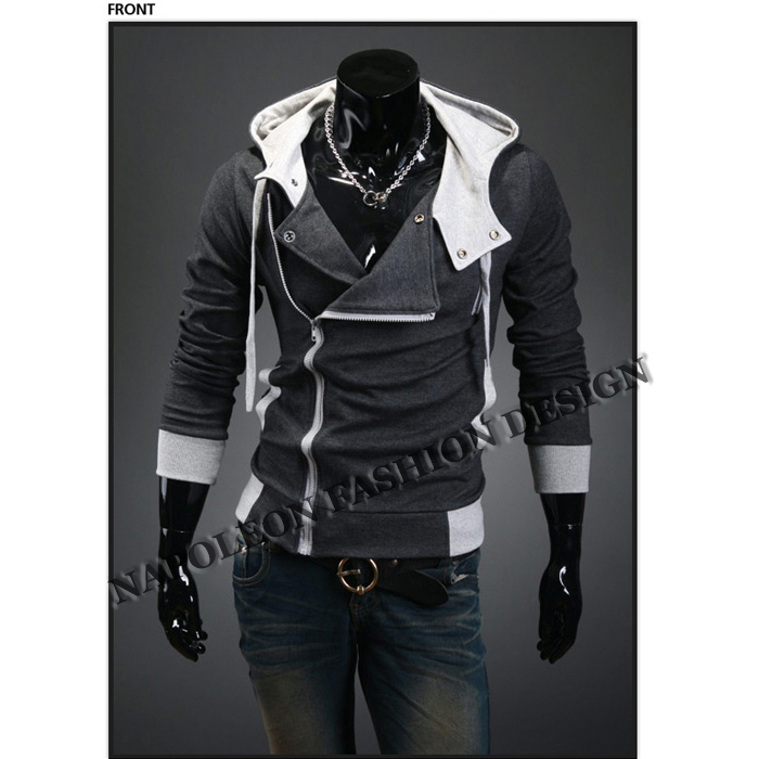 Free Shipping,2013 Fashion Sports Hooded Jacket,Casual Winter Jackets Assassins Creed Men's Clothing,Hoodies Sweatshirts,M 4XL-in Jackets from Apparel & Accessories on Aliexpress.com