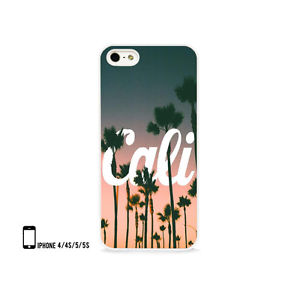 iPhone 4 4S 5 5S Case Cali California Palm Trees Sunset So Cal Holister | eBay
