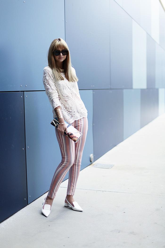Celebrity style stealer vintage crochet long sleeve blouse from luxury fab on storenvy