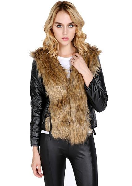 OM Fur Bomber Jacket   Outfit Made