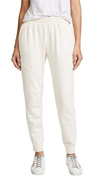 Generation Love sweatpants white pants