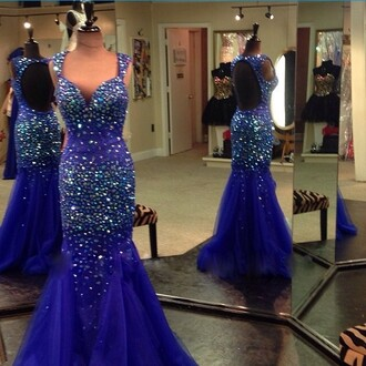 dress crystal promodress crystal prom dress prom dress mermaid prom dress evening dress mermaid evening gowns