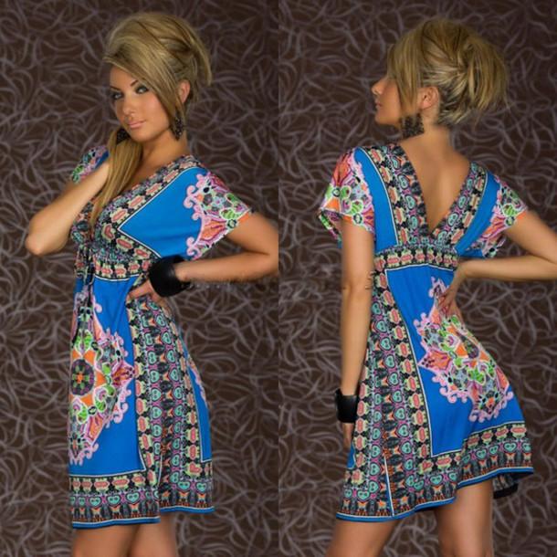 dress sundress floral dress