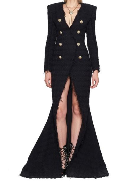 Balmain dress black