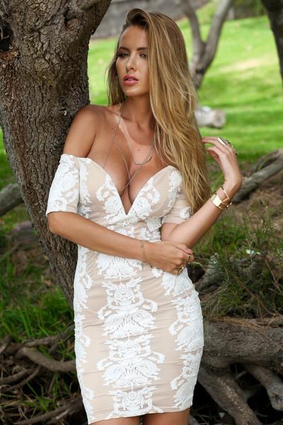 Martini Lace Dress