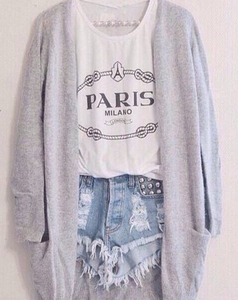 shirt paris big t-shrit cool shirts milano