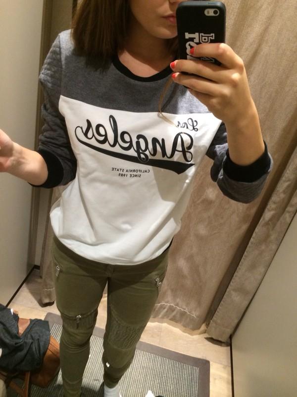 sweater jacket mango colorful style t-shirt shirt fashion