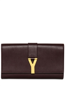 CLUTCHES - SAINT LAURENT -  LUISAVIAROMA.COM - WOMEN'S BAGS - FALL WINTER 2013