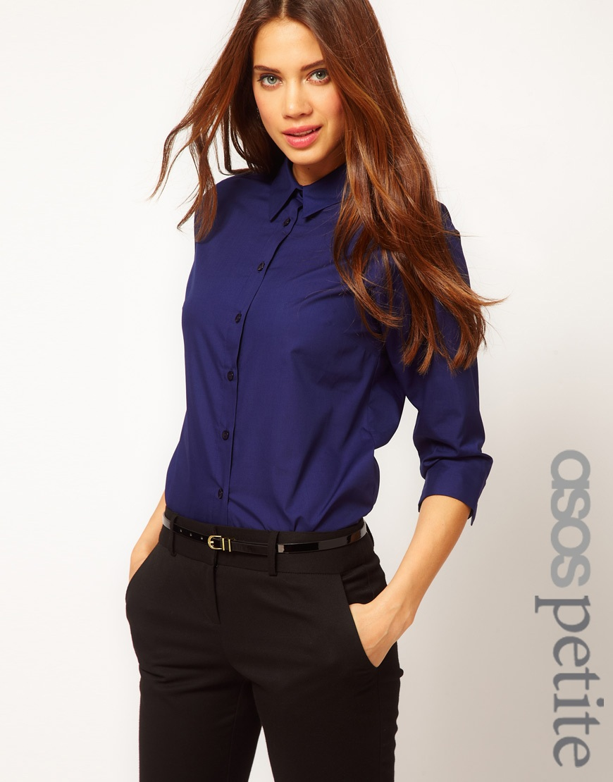 ASOS PETITE Shirt at asos.com